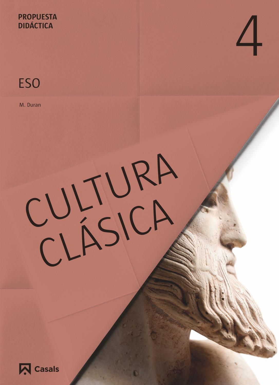 Propuesta didáctica Cultura clásica 4 ESO (2016)