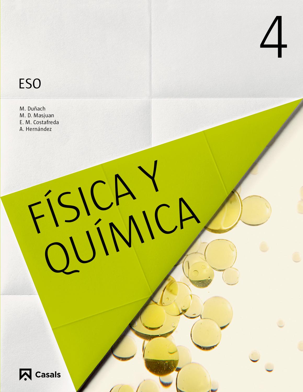 Física y Química 4 ESO (2016)