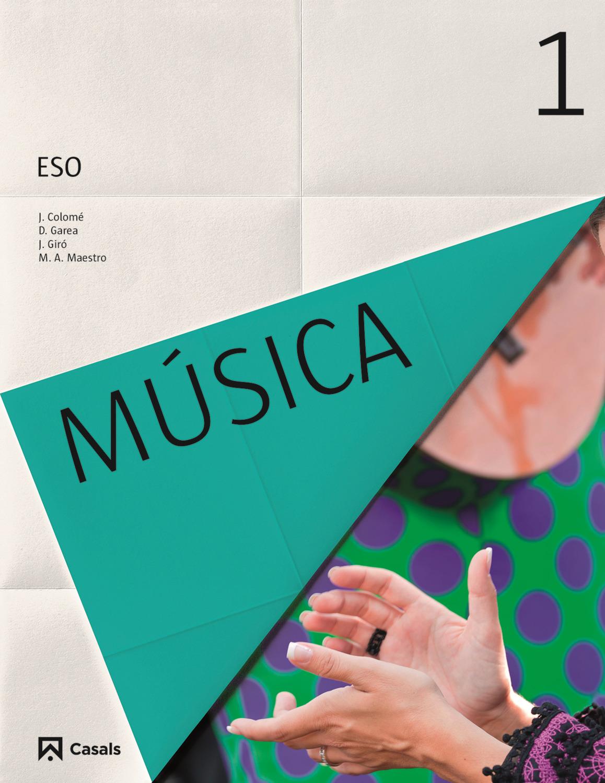 Música 1 ESO Andalucía (2016)