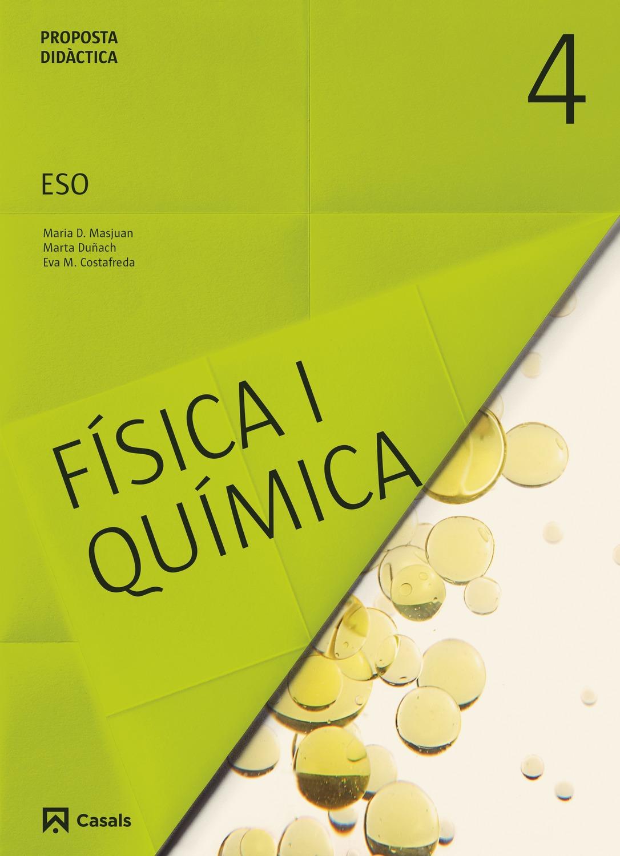 Proposta didàctica Física i Química 4 ESO (2016)