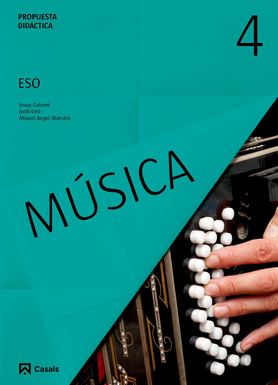 Propuesta didáctica Música 4 ESO (2016)