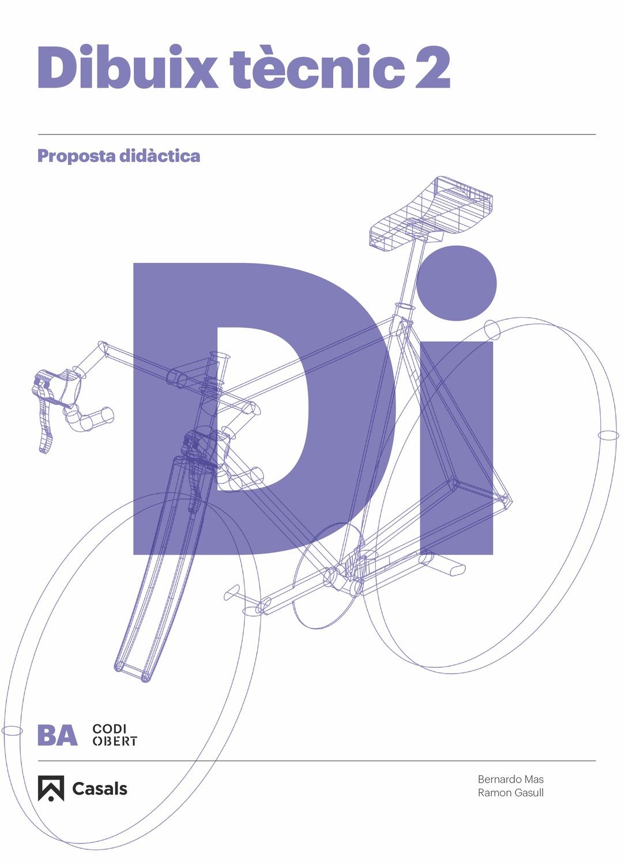 Proposta didàctica Dibuix tècnic 2 Batxillerat (2016)