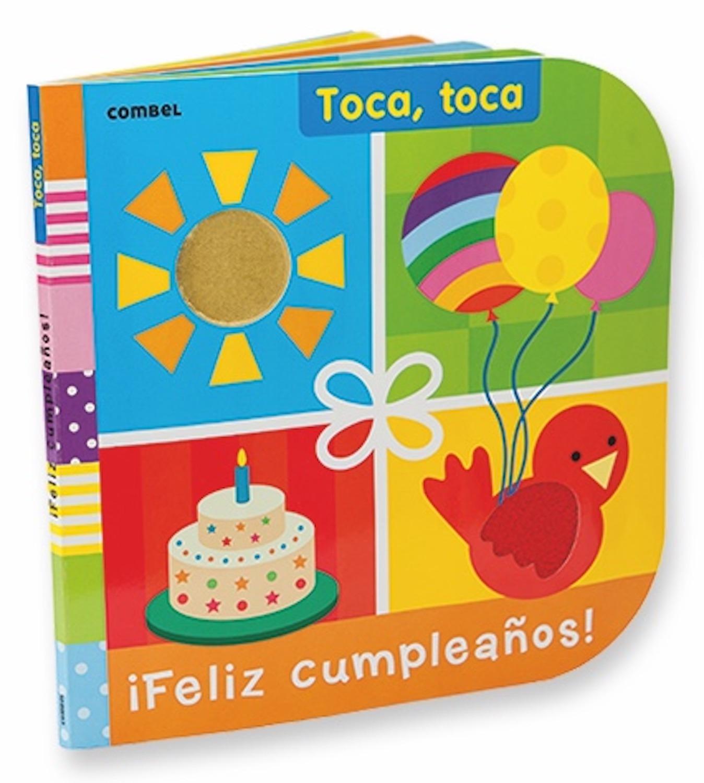 Feliz Cumpleaños Combel Editorial