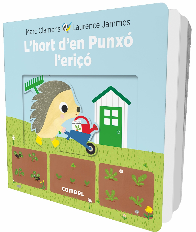 """Resultado de imagen de portada llibre """"l'hort d'en Punxó l'Eriçó"""""""