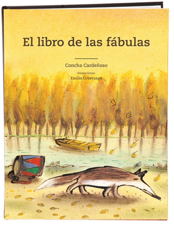 El libro de las fábulas: Combel Editorial