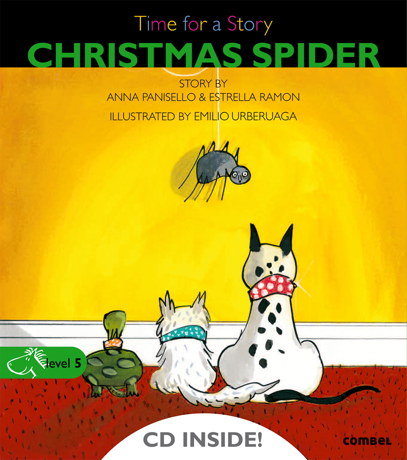 Christmas Spider: Combel Editorial