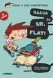 �Llega el Sr. Flat!