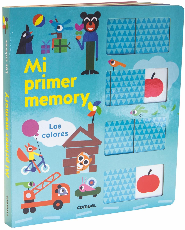 Mi primer memory. Los colores: Combel Editorial