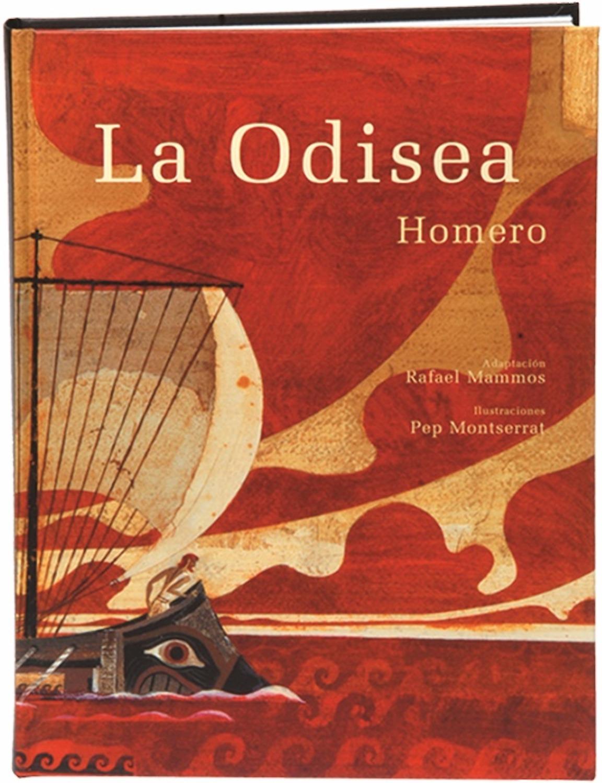 La Odisea: Combel Editorial
