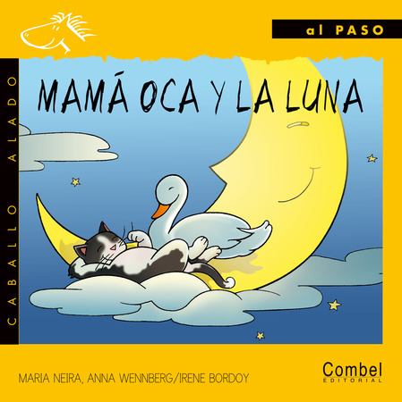 Mamá oca y la luna